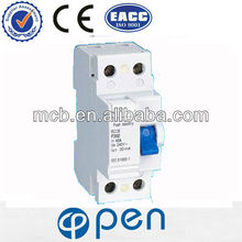 F362 (RCBO) high quality breaker mcb mccb circuit breaker rccb earth leakage