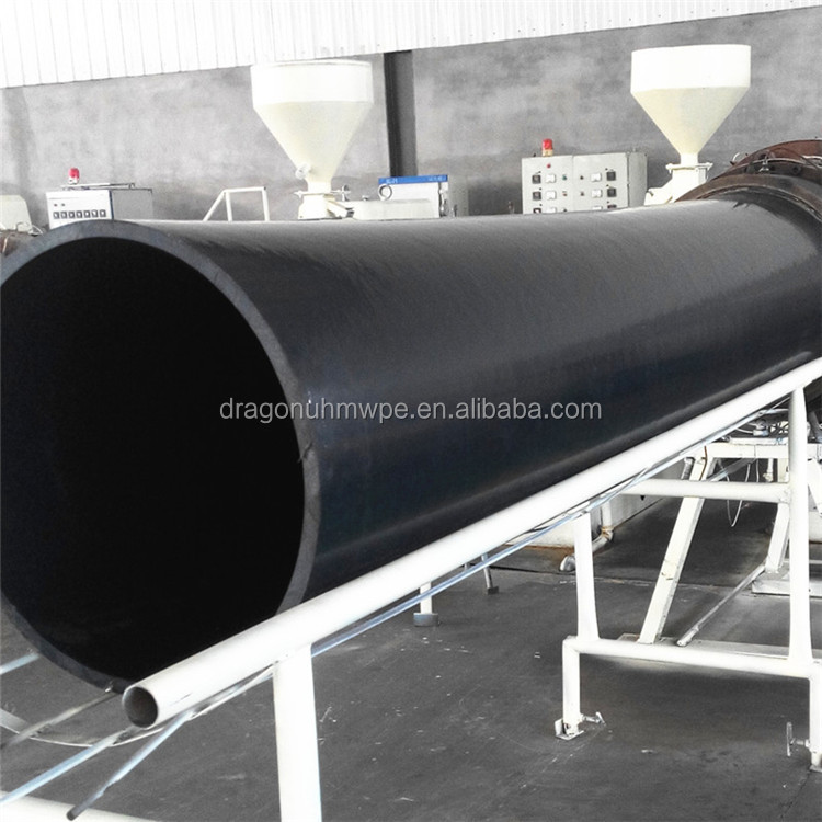 Water Discharging UHMWPE Pipe