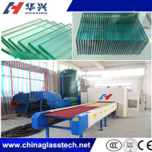 Table Top/Kitchen Cabinet Small Size Flat Toughened Glass Making Machine