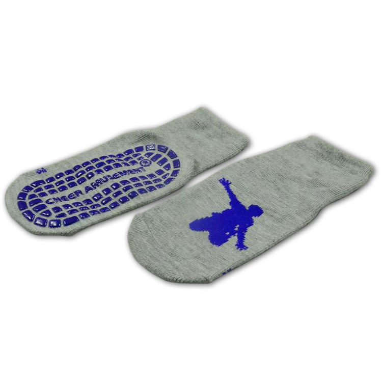 Durable and Most comfortable Anti-slip Customized Trampoline Socks for Kids and Adults