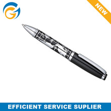 Logo Printing Fashion Metal Classic Ball Pen