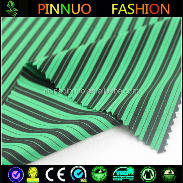 factory good price 100 polyester leather like fabric