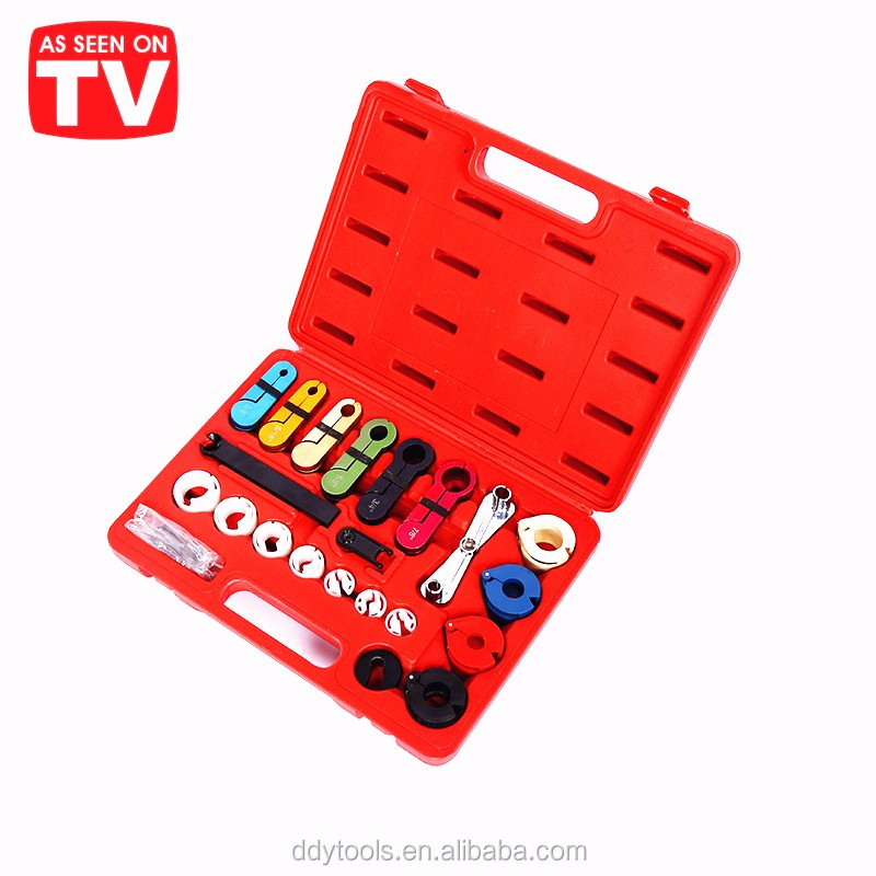 22 pieces set custom made auto tire case plug patch tyre red box car repair tools kit