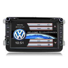 "Winmark 8"" 2 Din Car Radio DVD GPS Player MTK3360 With GPS BT Radio EX-3G EX-TV Canbus For SKODA Octavia II III (to 2010) 8015"