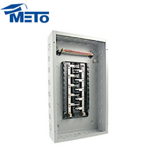 MTE1-20125-F low voltage electric power meter panel box plug-in tye type load centers