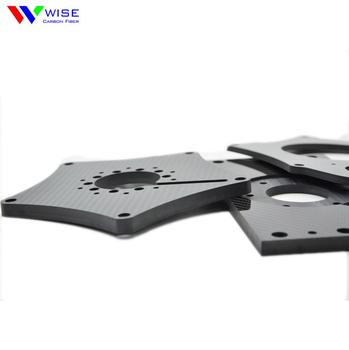 High quality carbon fiber machining service