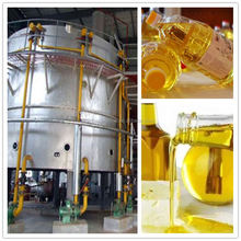 Soybean oil solvent extraction plant/intermittent soybean oil refining equipment