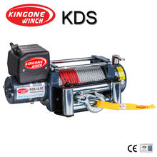 KDS-10.0C car winch for recovery and rescue jeep winch