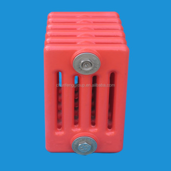 5 tube cast iron radiator