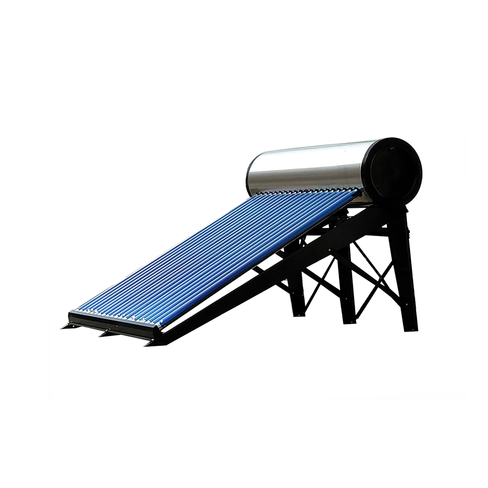 New Design Low Pressure CE ISO 100 150 200 240 300L Stainless Steel Solar Water Heater