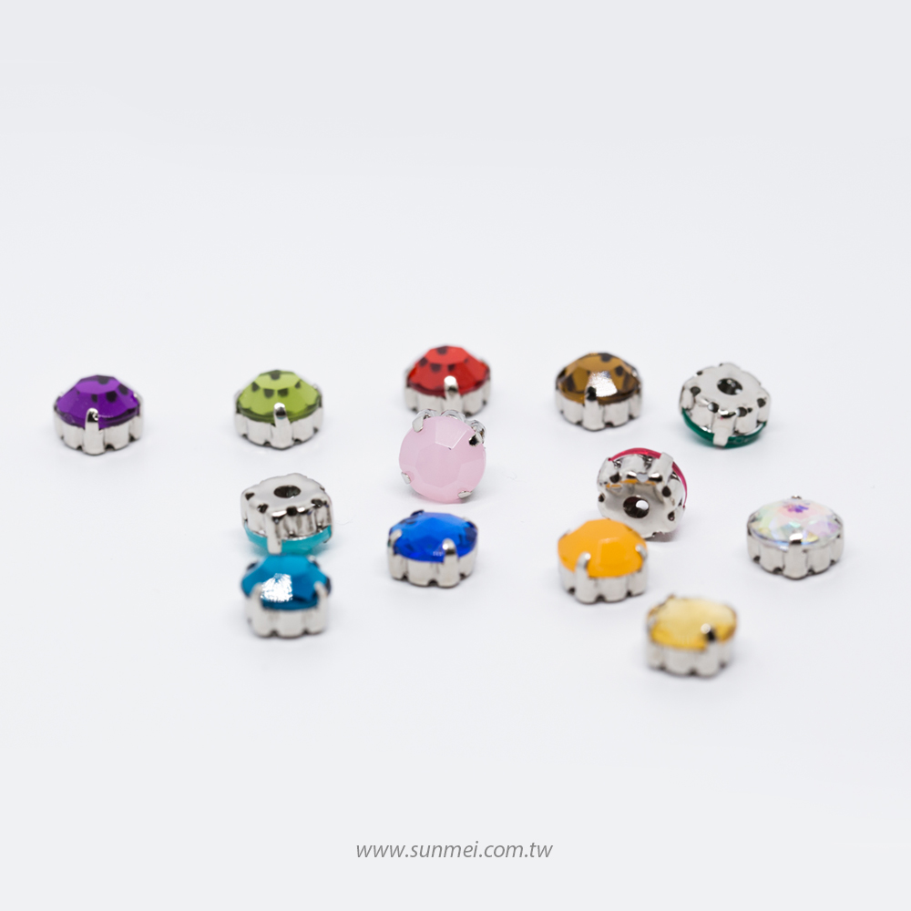 bulk bling rhinestones aroma sewing glass beads