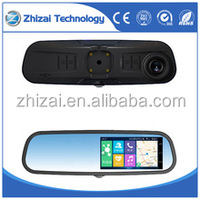5.0 ultra wide diaplay smart rearview mirror car dvr video camera