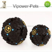 Wholesale Pet Toy Cheap Dog Toys Shrieking Sound Toys Leakage Food Ball For Dogs Free Shipping