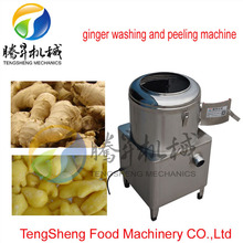 TS-P10 potato peeling and washing machine/small potato peeler and washer machine