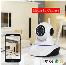 Best selling CMOS sensor silvery white hd wireless wifi ip Ptz Home Security hidden ip camera