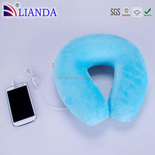 Best Selling bluetooth mini amplifier, bluetooth helmet headset, sponge foam for sale Travel Neck Pillow