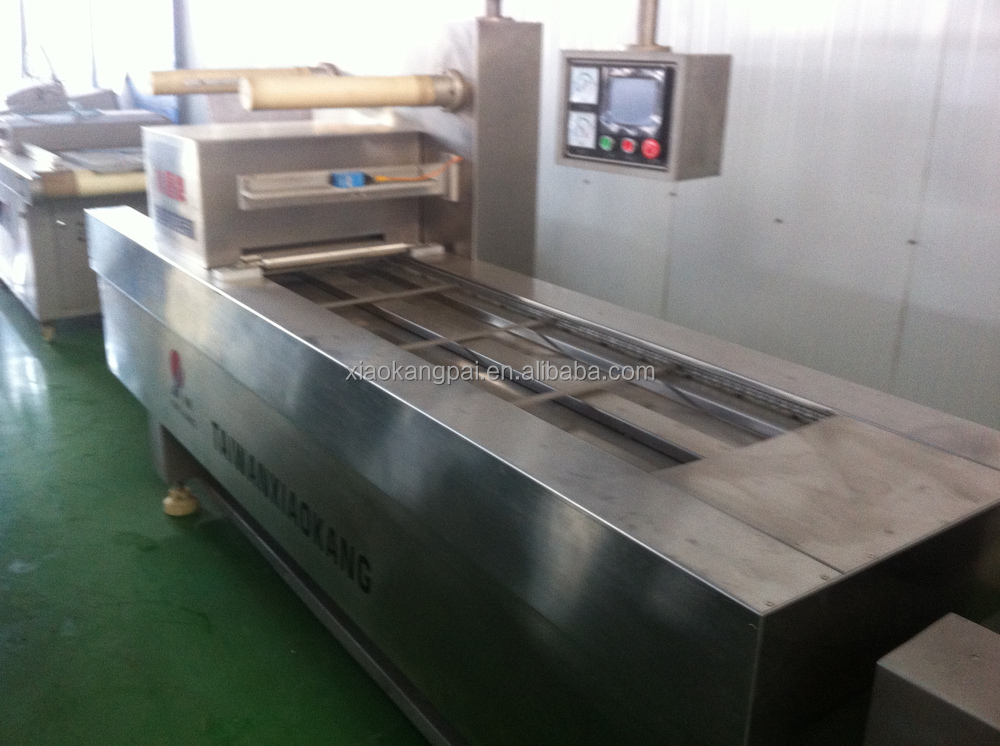 Automatic Grade and Cans,Barrel,Film,Bottles Packaging Type tray sealing machine