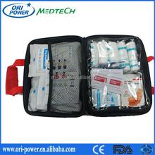 2014 New Product CE FDA approved EVA wholesale oem promotional first aid kit case