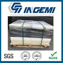 Clear ABS plastic raw material price ABS sheets