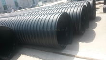 Steel Reinforced Spirally Wound HDPE Drainage Pipe
