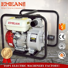 EMC appraved gasoline engine pump, high pressure ebara centrifugal pump WP20C for sale