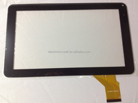 Wholesale New 9'' Tablet Capacitive Touch Screen , Digitizer, Panel, Glass, Display For Amoi M90 GT90DR8011 V1 GT90DR8011V1