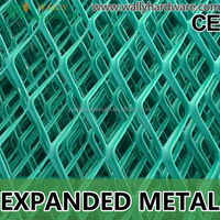 buy direct from china metal mesh sheet / expanded mesh for screen/aluminum expanded metal mesh cheap fence