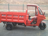 Apsonic MTR With Glass Cover Cargo Three Wheel Motorcycle