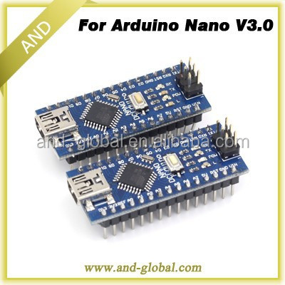 Nano 3.0 Controller Board Compatible with Arduino Nano CH340 USB Driver no USB cable