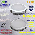 Best price Wifi control recessed ceiling light Dimmable 1600LM 18W led downlight