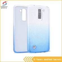 Attractive appearance shimmering powder hot sale case for lg k7