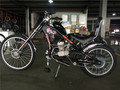 20''-24''cheap gas chopper motor engine bike bicycle with petrol engine