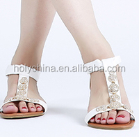 hot sale high quality 2013 new design girls fashion sandal