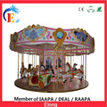 2016 Mechanical amusement equipement luxury carousel rides kids carousel for sale