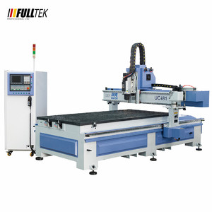 3D 1325 ATC CNC Router Machine For Wood Furniture Panel