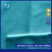 Promotional top quality 30% Antibacterial yarn nylon and spandex tricot nylon fabric for underwear