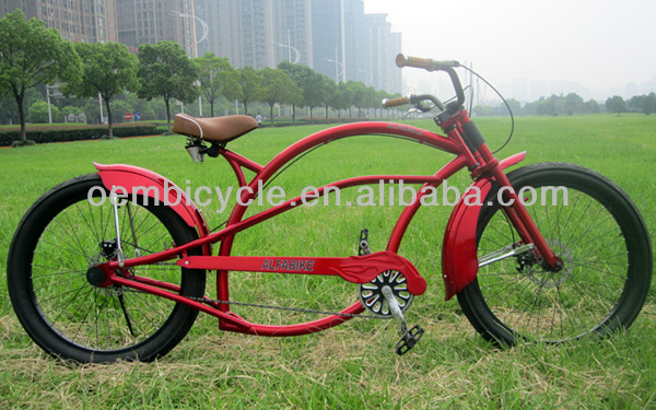 China made 24inch specialized wholesale cheap adult beach cruiser bikes chopper bicycles
