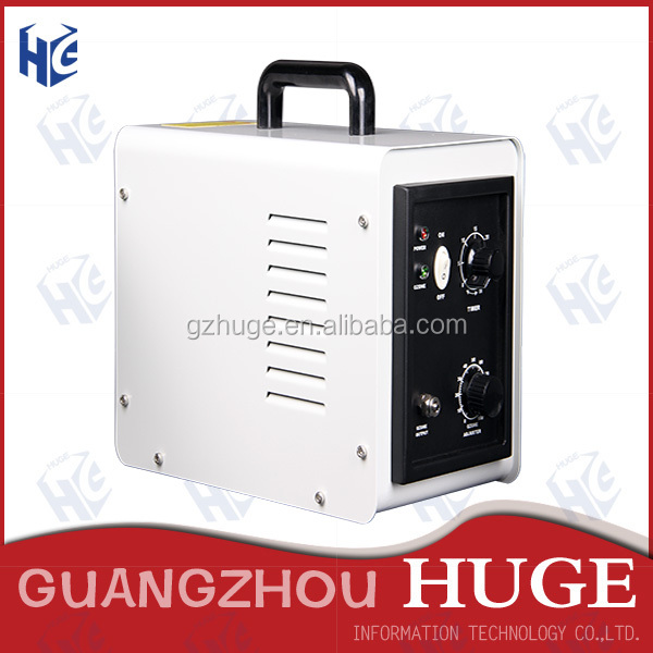 very competitive price 3g, 5g/h output ozonator for drinking water treatment/ ozone bottled water/ generators portable