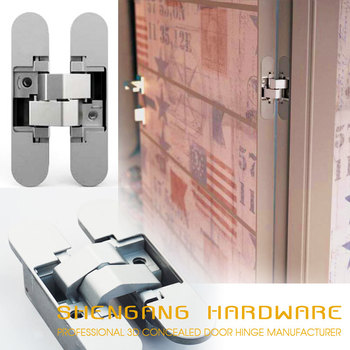 3d adjustable door hinges cerniere a scomparsa per porte blindate