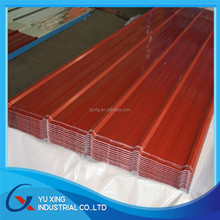 GI galvanized corrugated iron sheet /zinc metal roofing