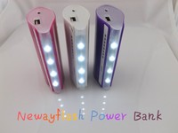 Manual for cell phone battery pack portable power bank 4400mah