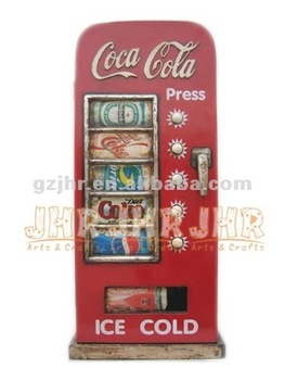 Vending machine design CD DVD Stand