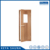High quality solid wooden glass Door for Sauna Room