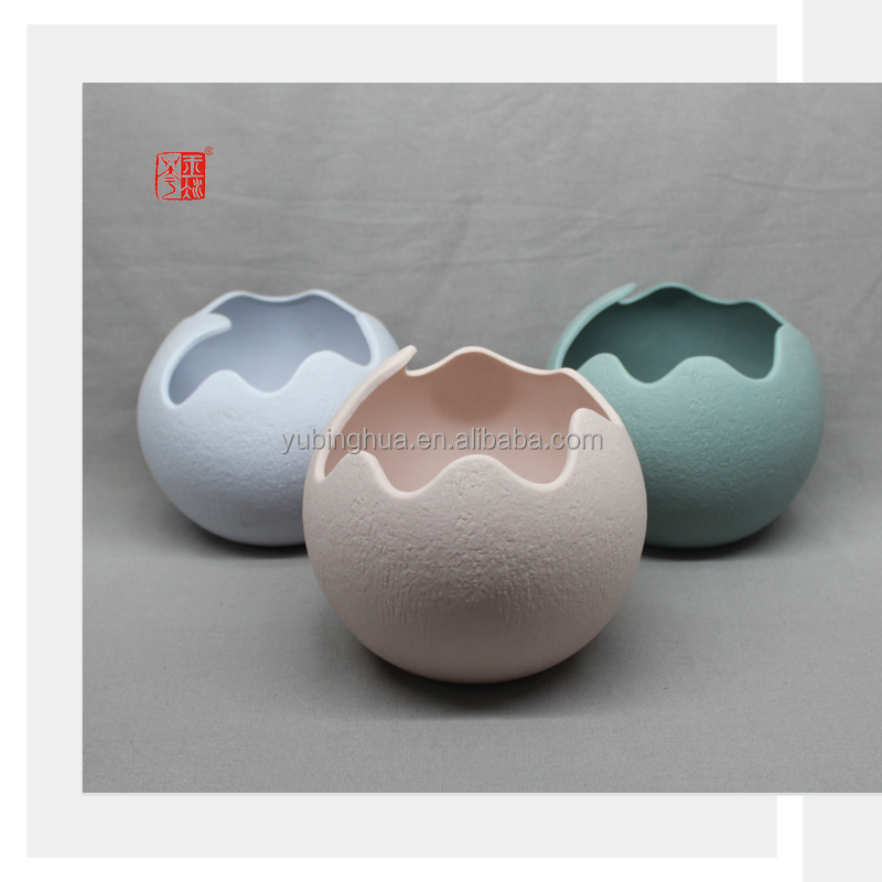Elegant Ceramic Garden Flower Pot Wholesale