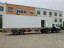 american cargo truck bodies/refrigerated truck box bodies truck body sliding partition
