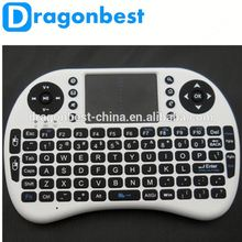 i8 Air Mouse 2.4G Mini Wireless Keyboard Touch Pad Keybord