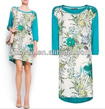 C51929S EUROPEAN RETRO STYLE MOST FASHION DRESS FOR WOMAN