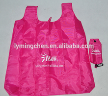 190T Promotional Foldable Shopping Bag
