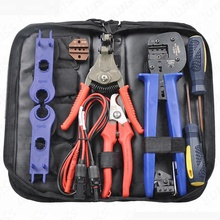 Portable Solar MC4 Crimping Tool Kit With 10 Years Warranty