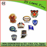Wholesale customized lapel pin/ lapel pin China factory